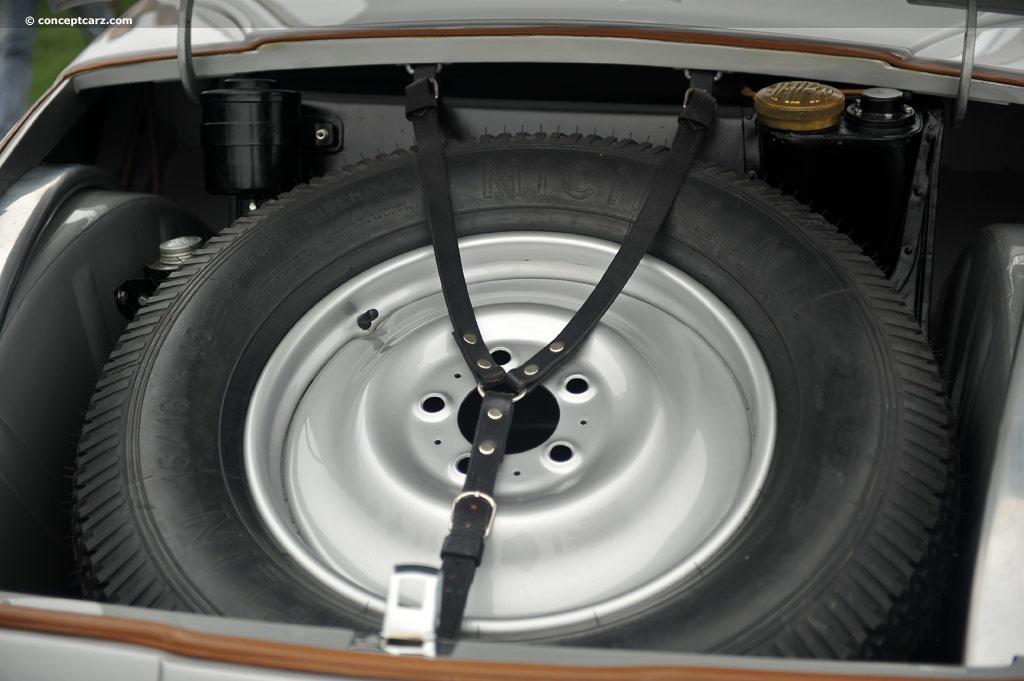 1938 Tatra T77 Image