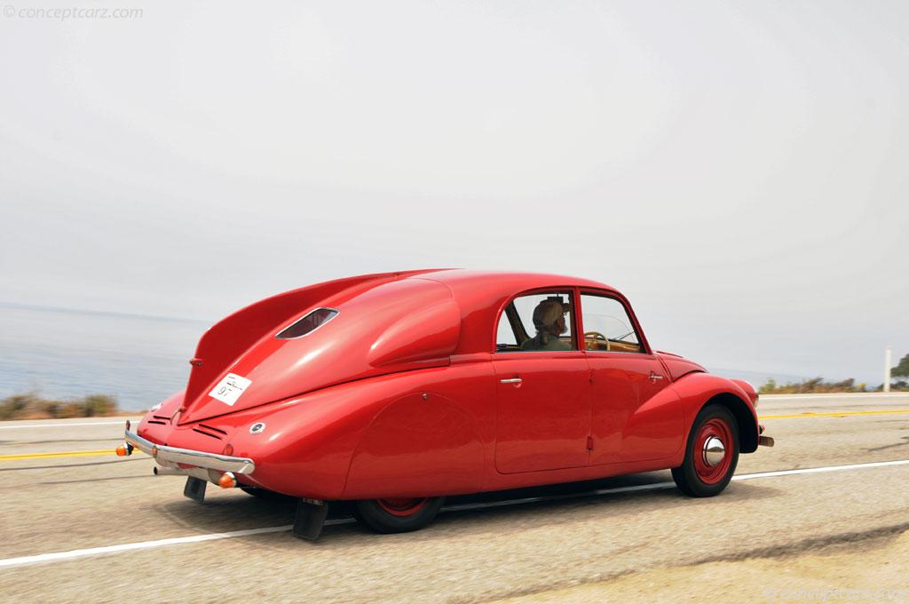 1938 Tatra T97 Conceptcarz Com