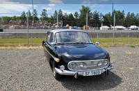 1957 Tatra T603 image.