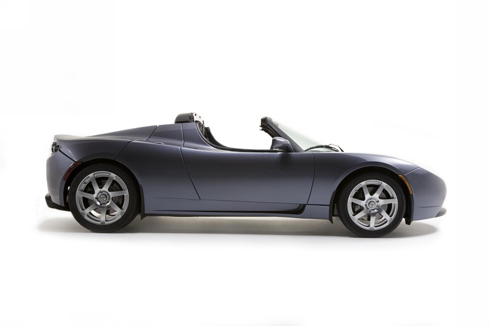 2010 tesla roadster technical specifications and data for Tesla electric car motor specifications