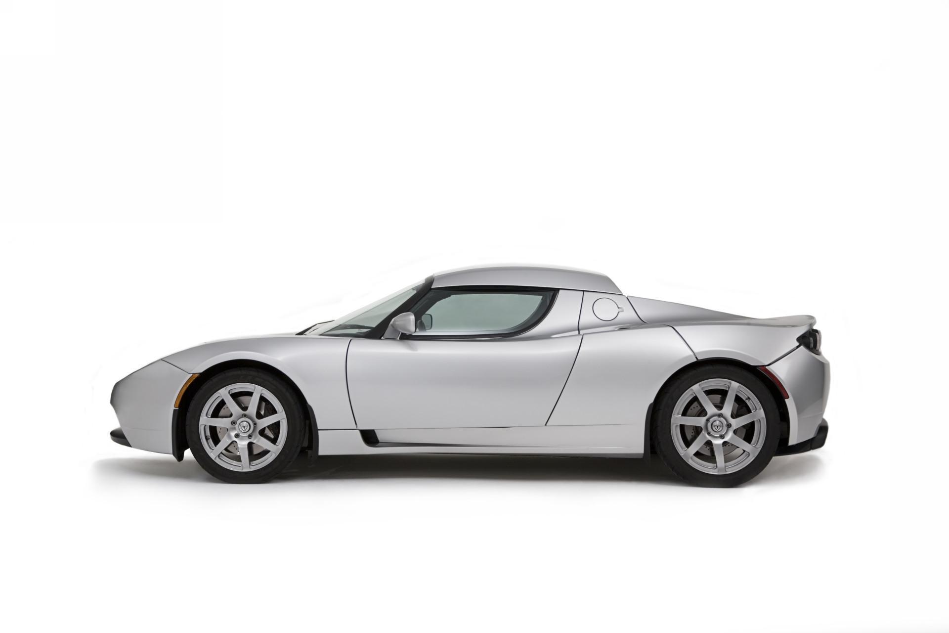 2010 Tesla Roadster Desktop Wallpaper And High Resolution