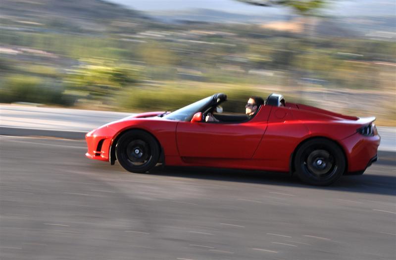 2011 Tesla Roadster 2.5 Image