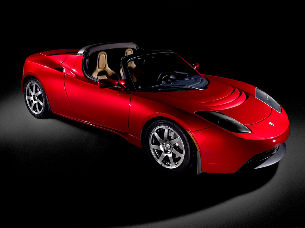 2007 tesla roadster technical specifications and data for Tesla electric car motor specifications