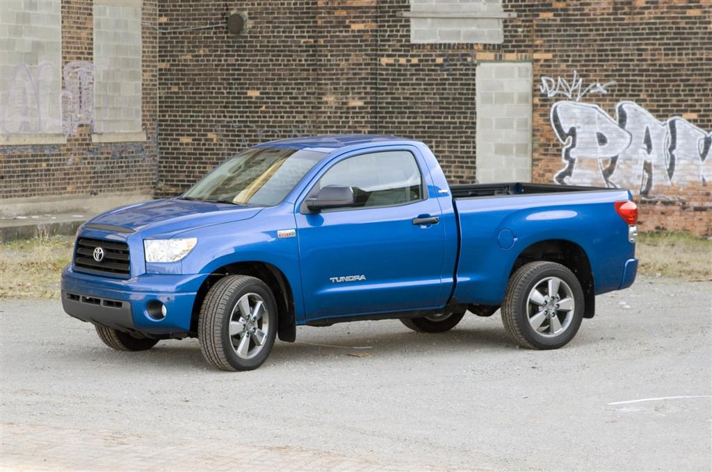 til there was a 1st gen tundra stepside and it was fucking ugly trucks. Black Bedroom Furniture Sets. Home Design Ideas
