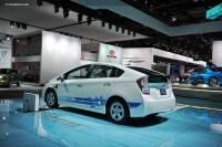 2011 Toyota Prius image.