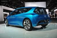 2011 Toyota Prius c Concept image.