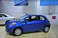 2011 Toyota Yaris image.