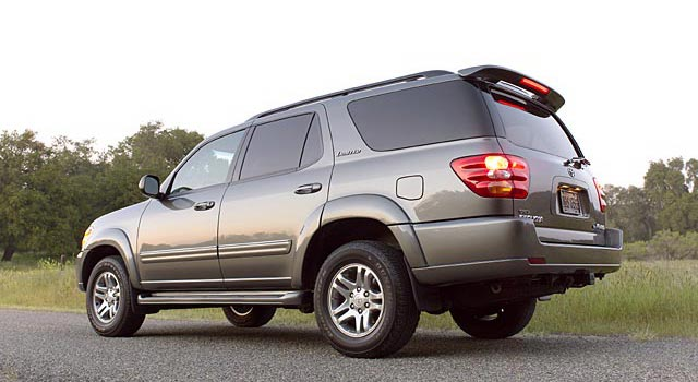 2004 toyota sequoia recalls. Black Bedroom Furniture Sets. Home Design Ideas