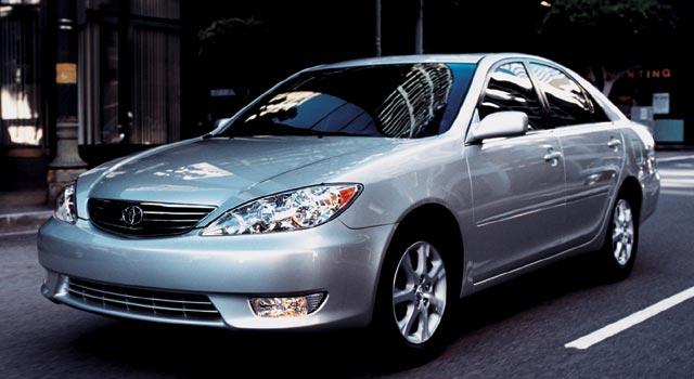 Toyota Camry Manu