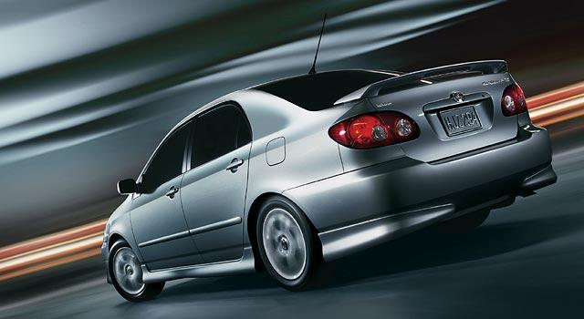 2005 Toyota Corolla Xrs >> 2005 Toyota Corolla - conceptcarz.com