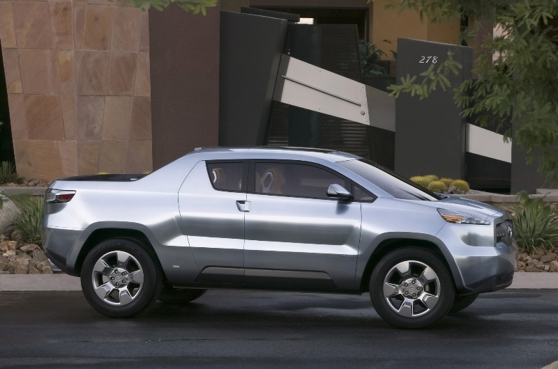 2008 Toyota A-BAT Hybrid Concept