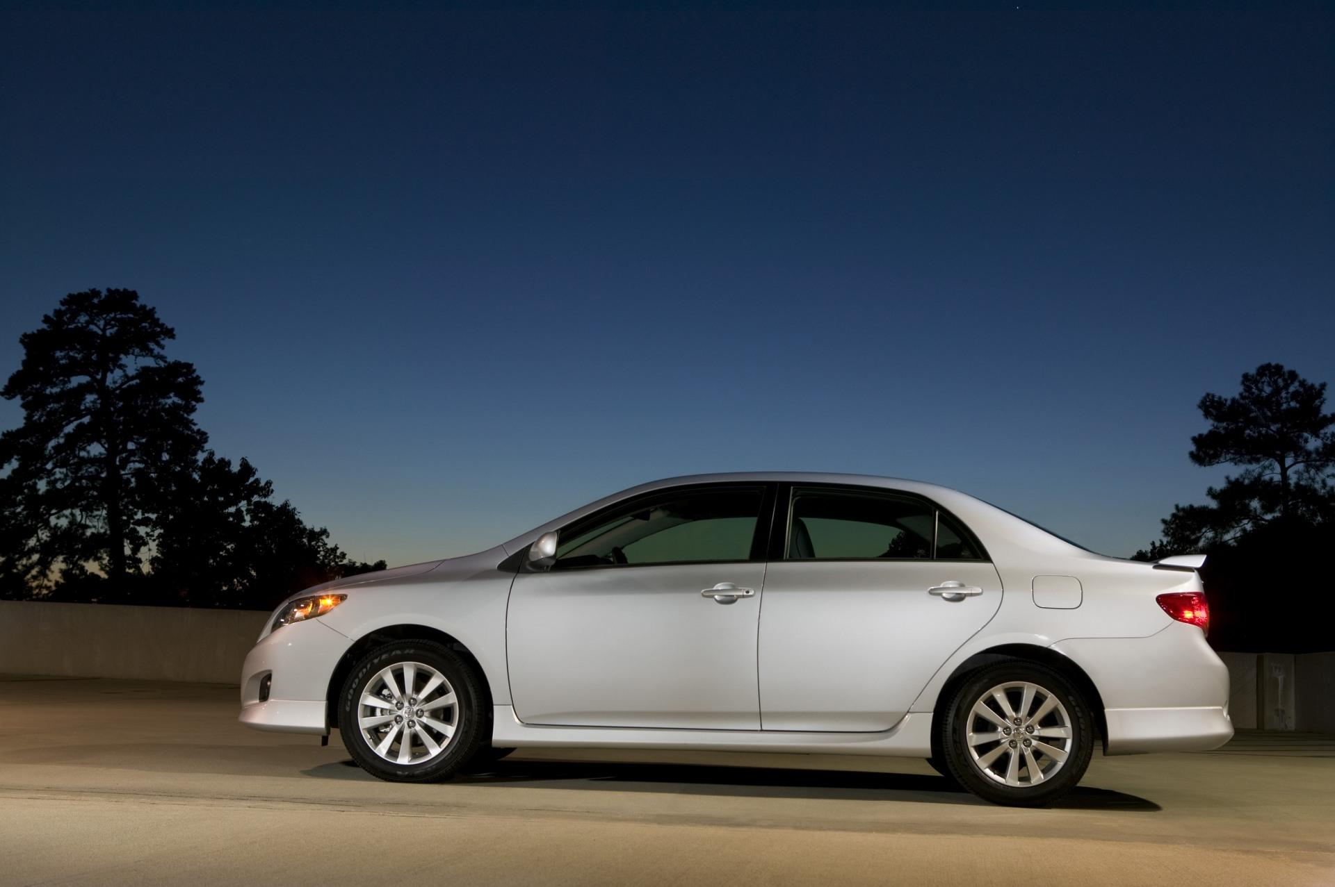 2010 Toyota Corolla Technical Specifications and data ...