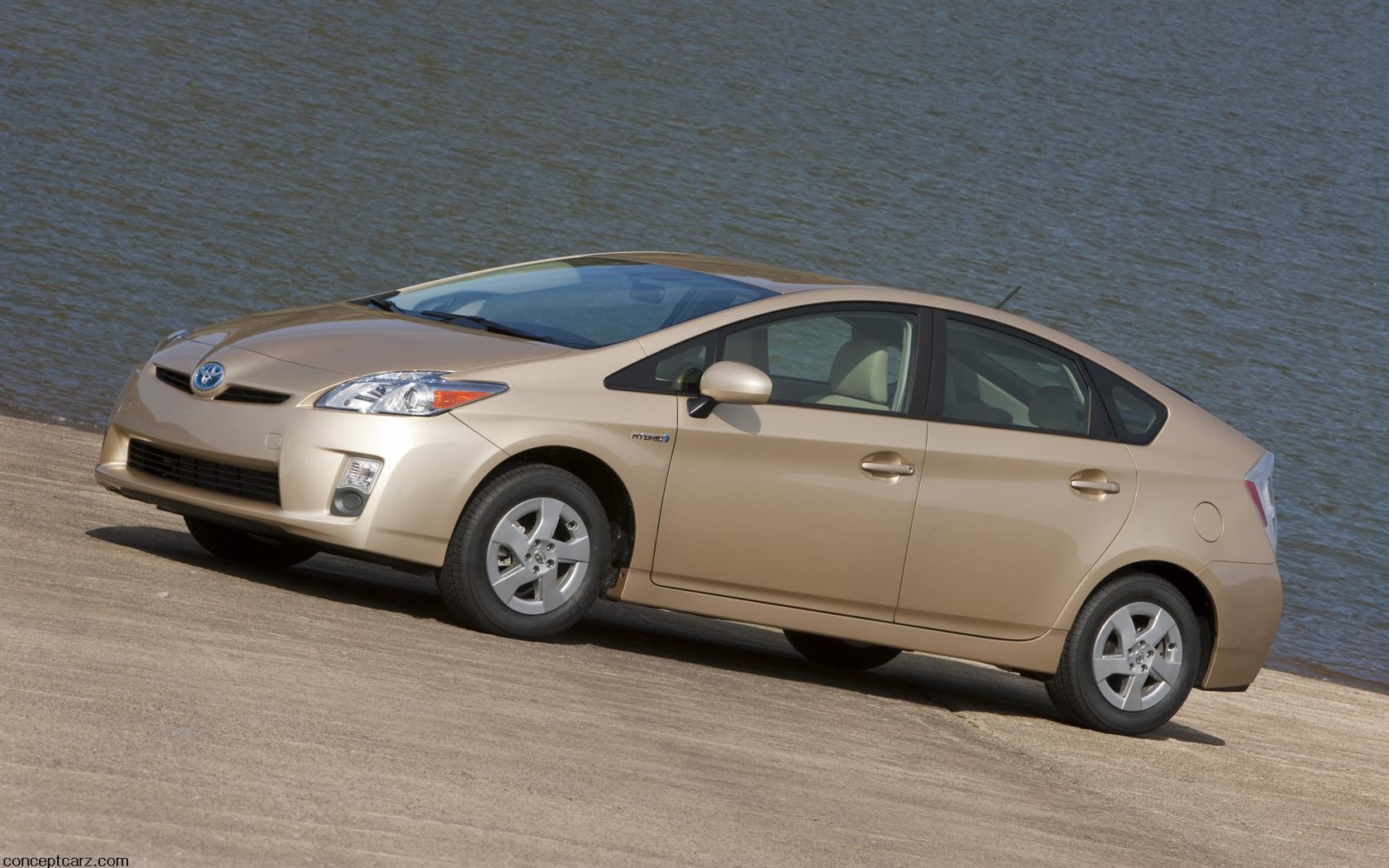 2011 Toyota Prius Image