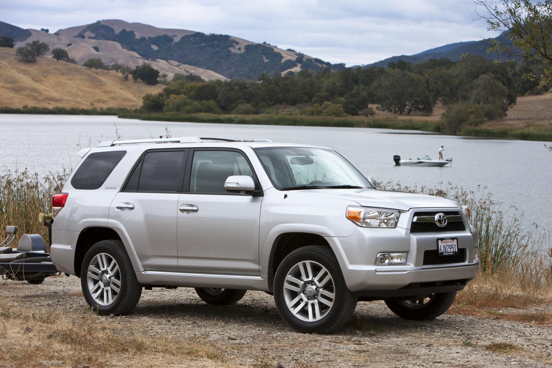 2012 toyota 4runner. Black Bedroom Furniture Sets. Home Design Ideas