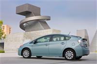 2012 Toyota Prius Plug-In Hybrid image.