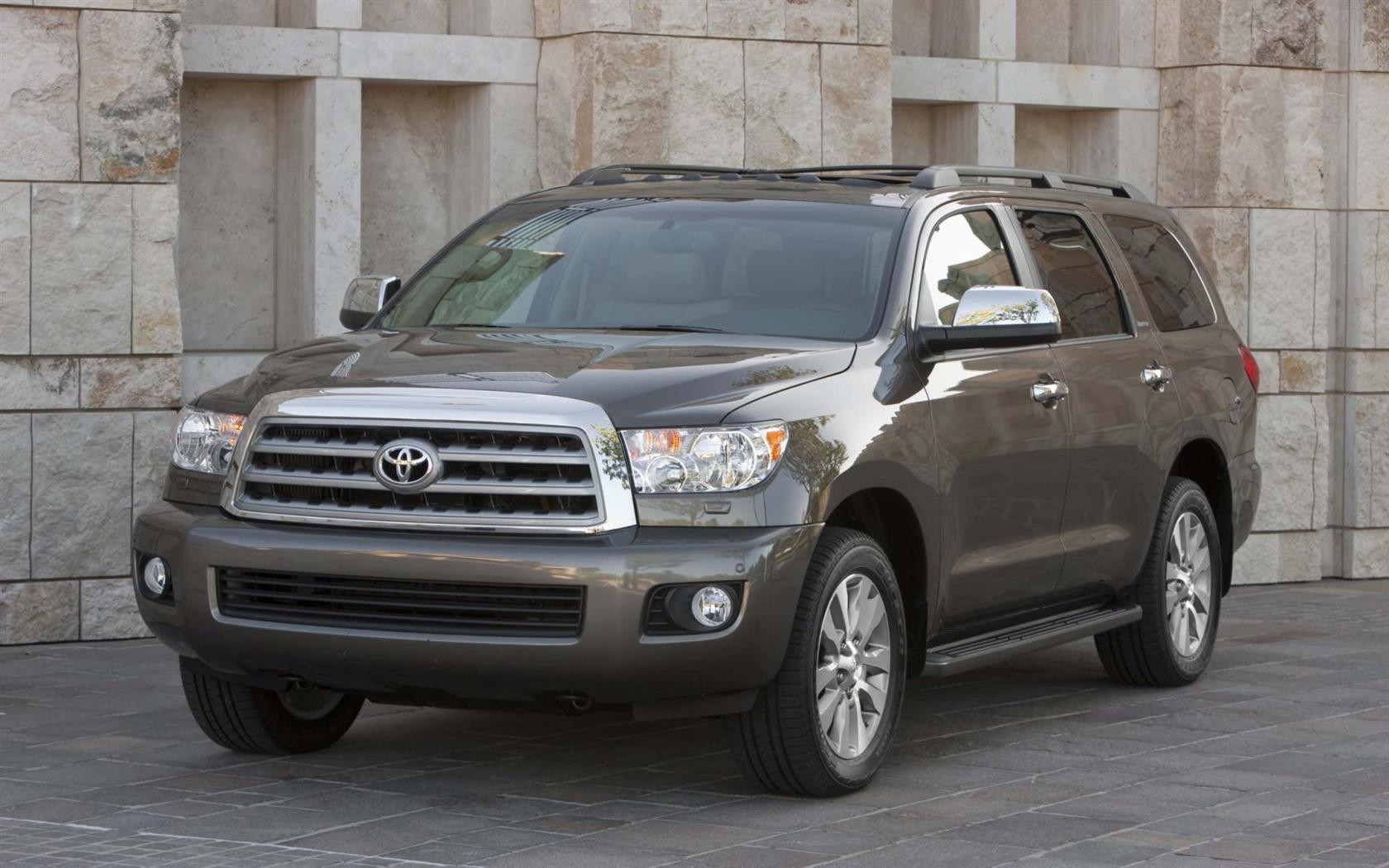2012 Toyota Sequoia Image
