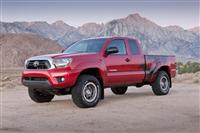 2012 Toyota Tacoma TRD T/X Baja Series Limited Edition image.