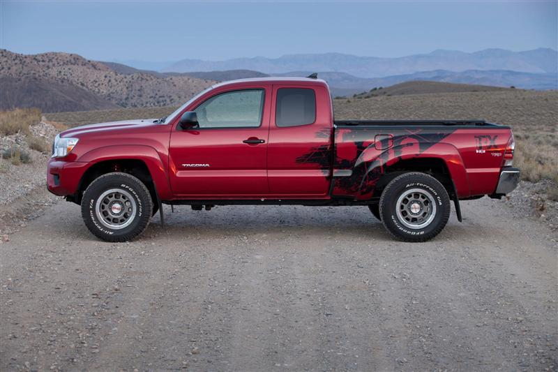 2012 Toyota Tacoma Trd T X Baja Series Limited Edition Image