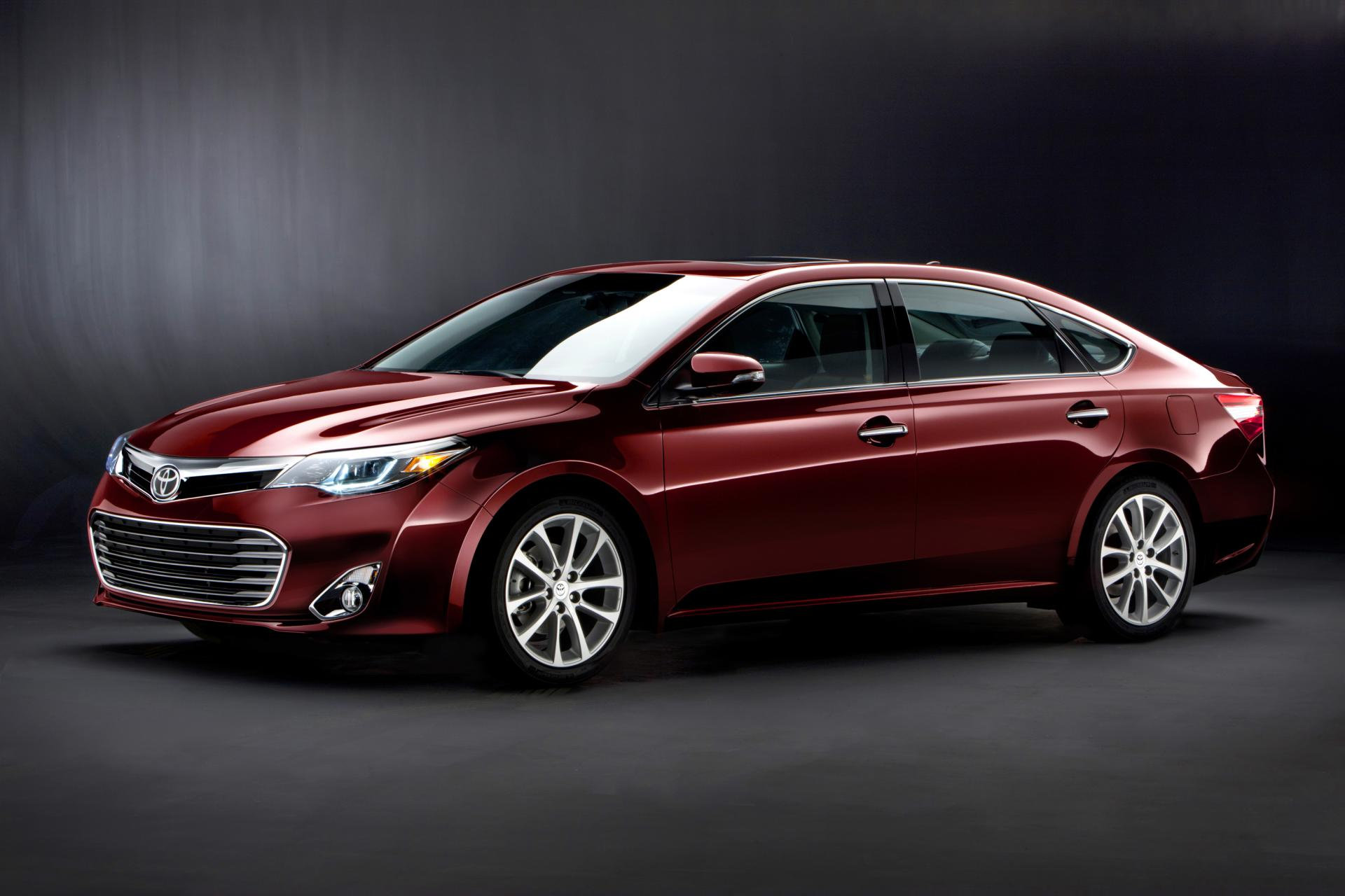 2013 Toyota Avalon Technical Specifications and data Engine