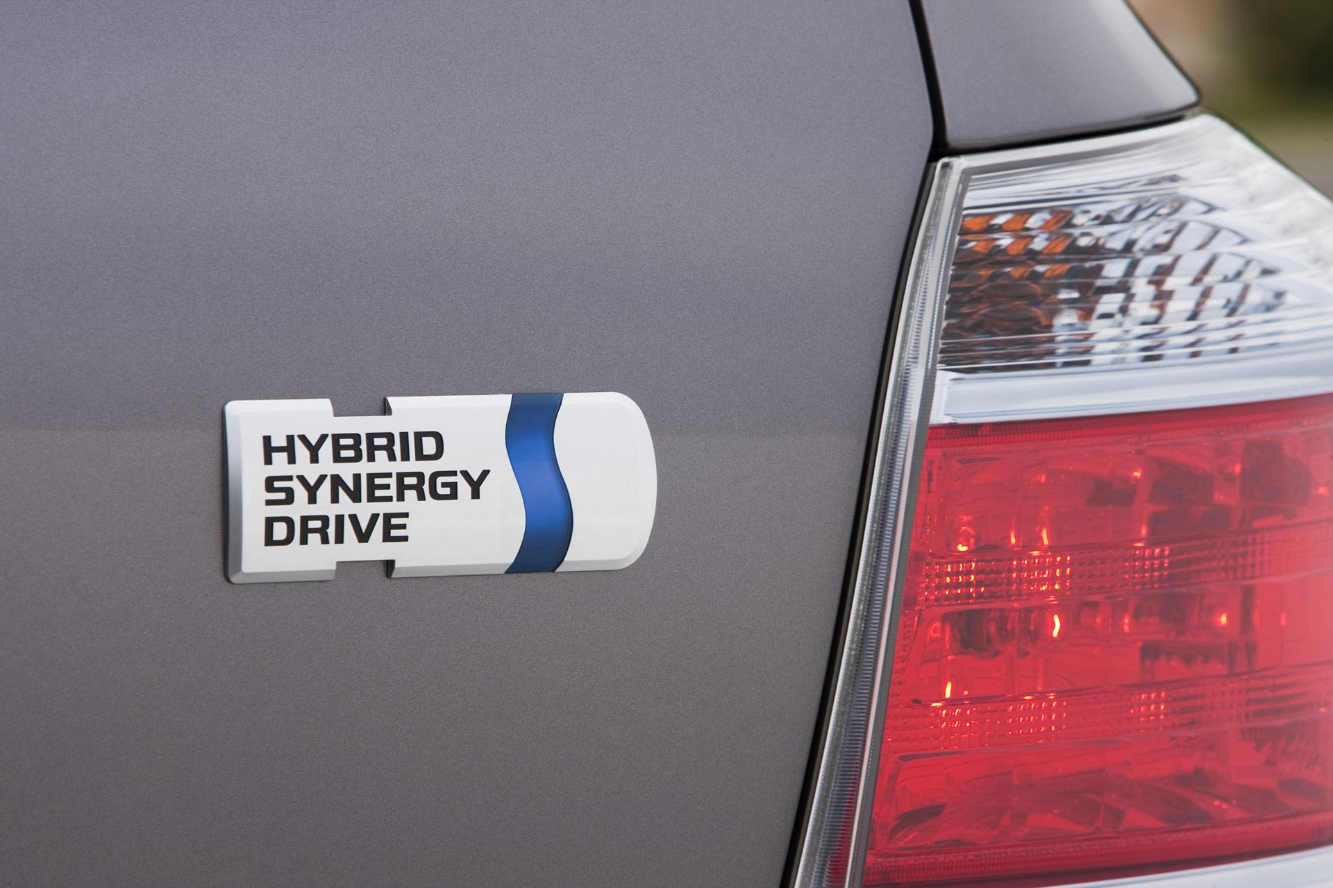 2013 Toyota Highlander Hybrid Image