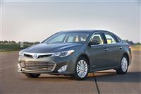 2016 Toyota Avalon Hybrid image.