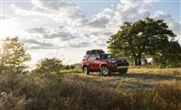 2016 Toyota 4Runner TRD Off-Road Premium image.