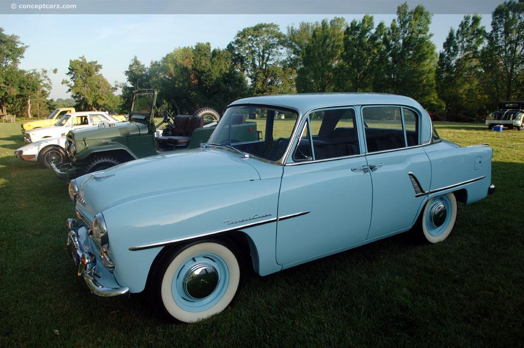 West Auto Sales >> 1958 Toyota Toyopet Crown - conceptcarz.com
