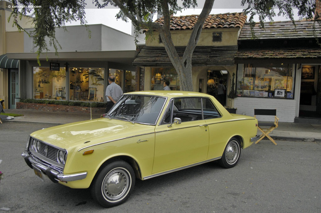 1968 Toyota Corona Conceptcarz Com
