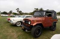 1974 Toyota Land Cruiser FJ 40 image.