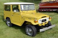 1976 Toyota Land Cruiser FJ 40 image.