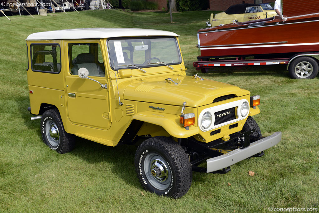 1976 toyota land cruiser fj 40 conceptcarz. Black Bedroom Furniture Sets. Home Design Ideas
