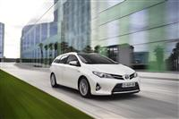 2013 Toyota Auris Touring Sports image.