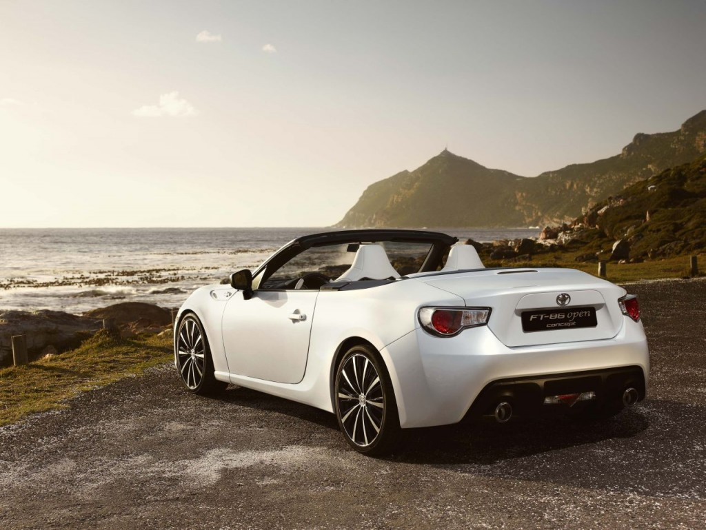 2014 Toyota FT-86 Open Concept thumbnail image