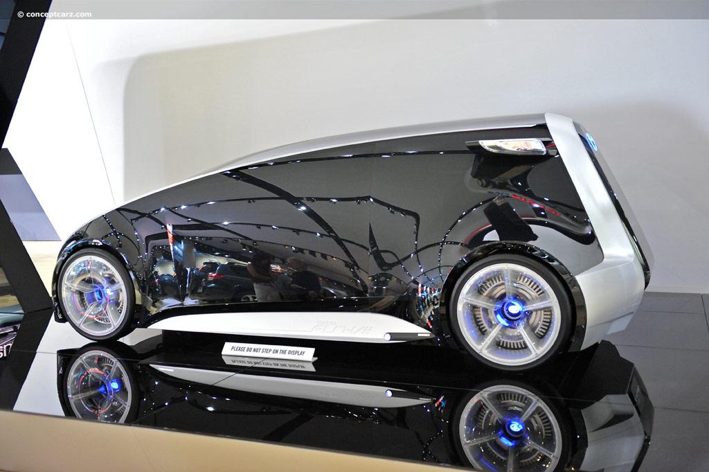 2012 Toyota Fun Vii Concept Image