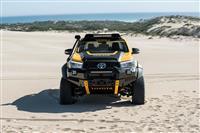 2017 Toyota HiLux Tonka Concept image.