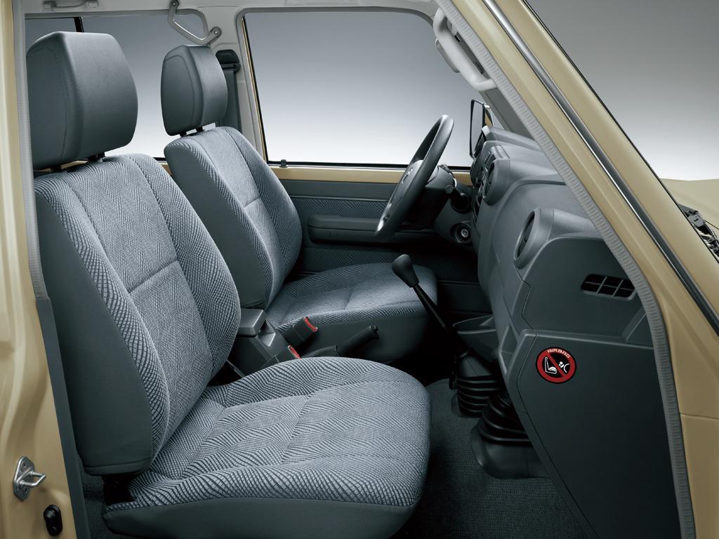 2011 Toyota Land Cruiser 70 Image
