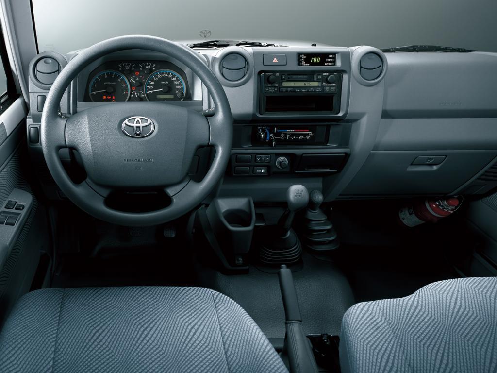 Toyota Land Cruiser 70 Images. Wallpaper Photo: Toyota-Land-Cruiser-70 ...