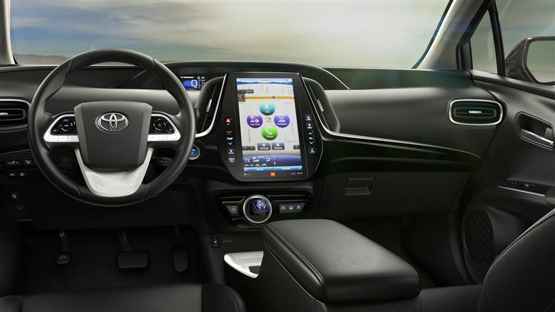 2016 Toyota Prius Prime Image