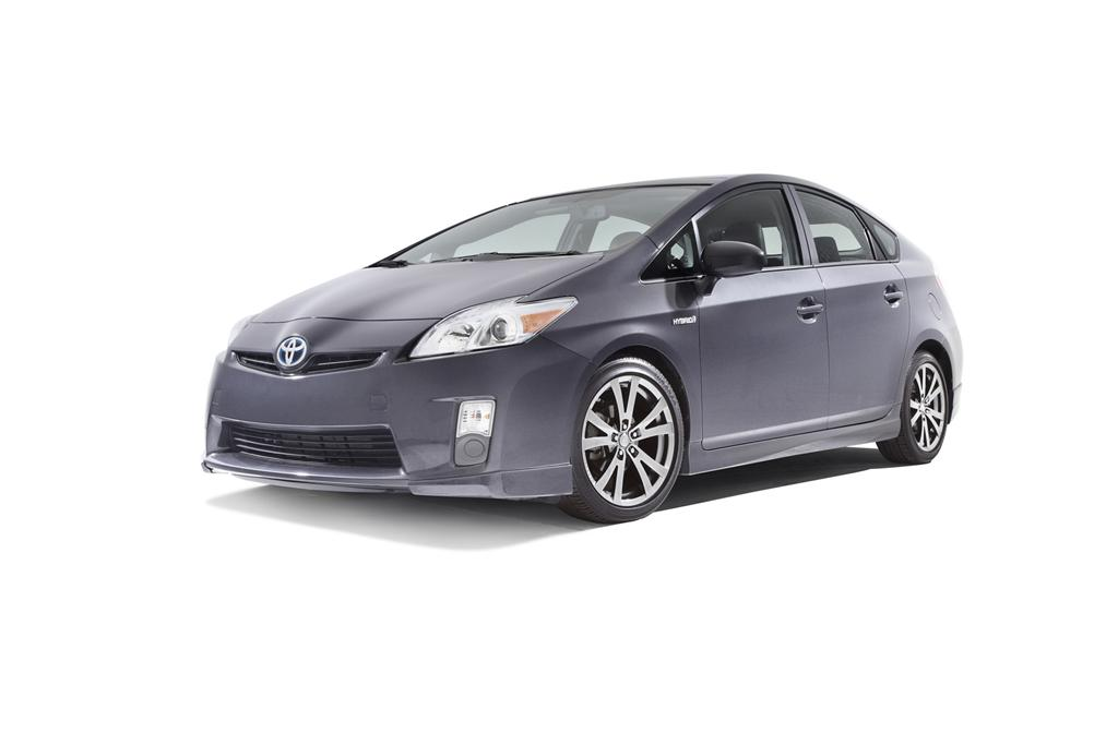 2011 toyota prius plus performance package image. Black Bedroom Furniture Sets. Home Design Ideas