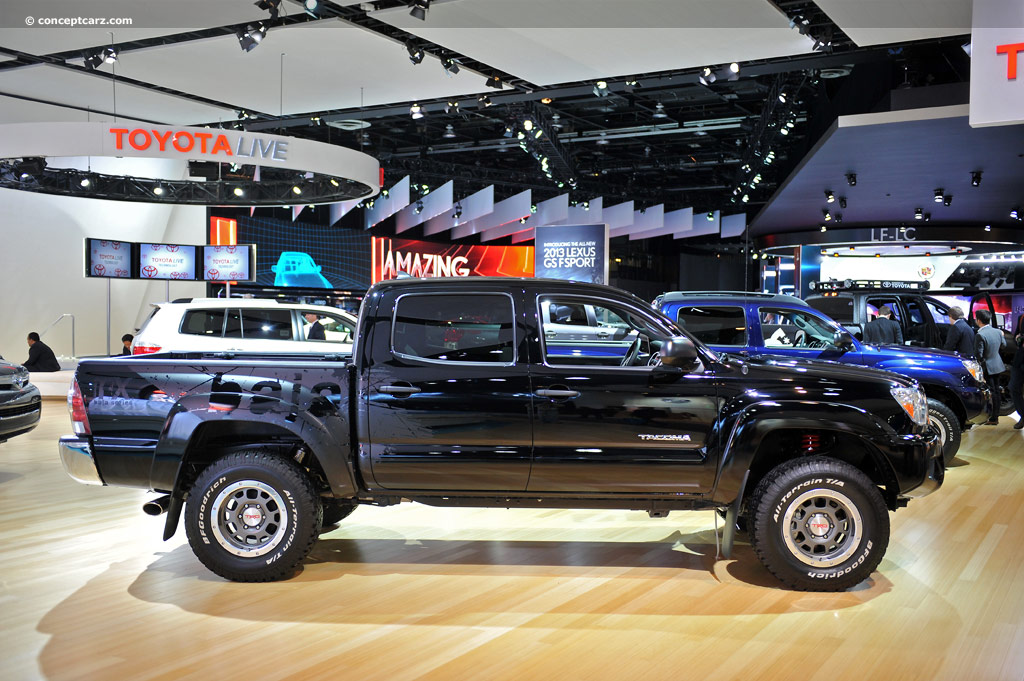 2012 Toyota Tacoma Trd T X Baja Series Limited Edition