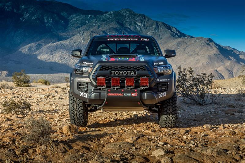 2017 Toyota Tacoma TRD Pro Image accesorios y repuestos toyota trd Accesorios y repuestos Toyota TRD Toyota Tacoma TRD Pro Race Truck 01 800