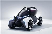 2017 Toyota i-TRIL Concept image.