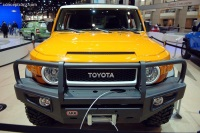 2006 Toyota FJ Cruiser Soft Top image.
