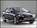 2005 Toyota Corolla XRS pictures and wallpaper
