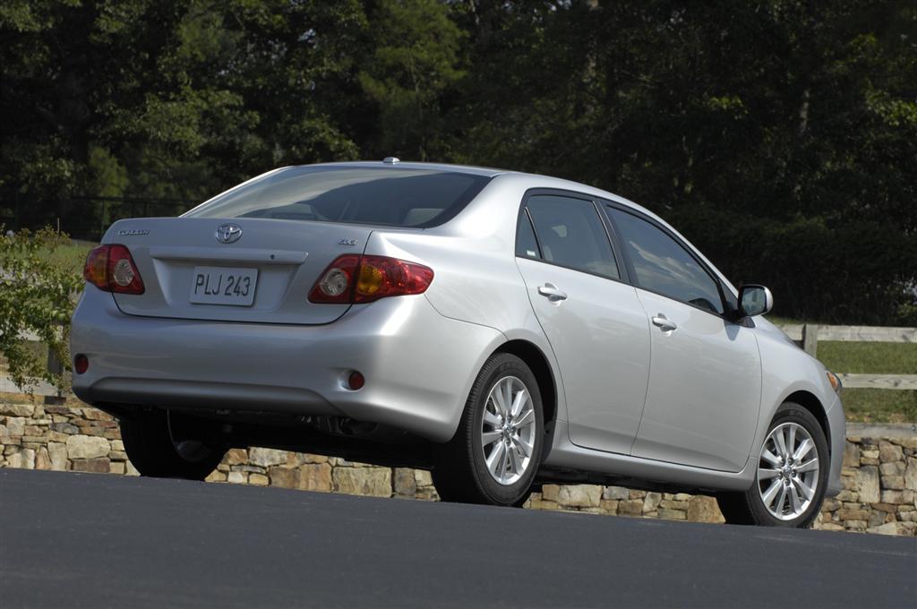 2009 Toyota Corolla - conceptcarz.com