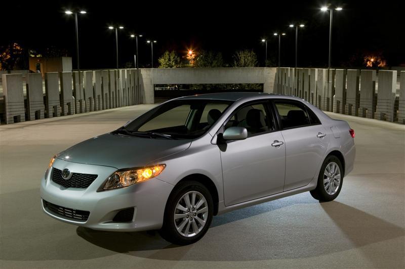2009 Toyota Corolla Image