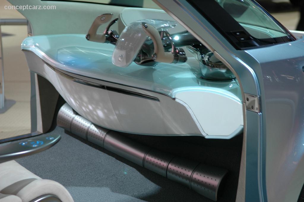 2006 Toyota Fine-T Concept Image