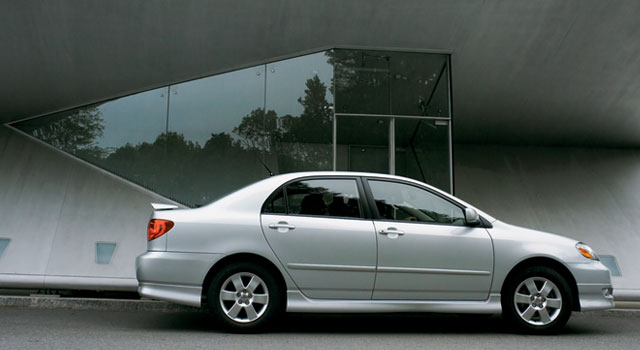 2007 Toyota Corolla Pictures History Value Research News