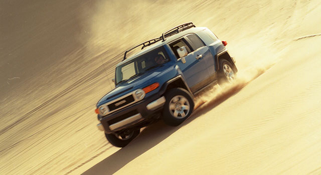 2014 Toyota FJ Cruiser Ultimate Edition Wallpaper  conceptcarzcom