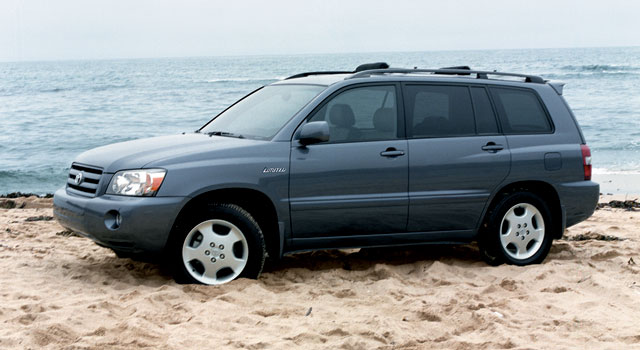 Toyota Highlander Cargo Space >> 2006 Toyota Highlander - conceptcarz.com